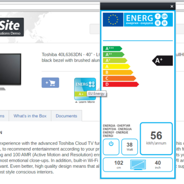 CNET Content Solutions Launches EU Energy Label service