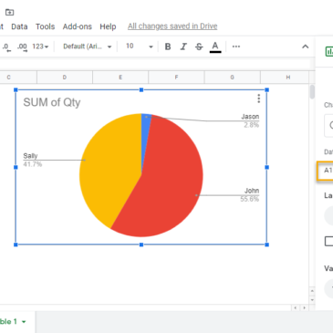 How to hide Grand Total row in Google Sheets Pivot Charts